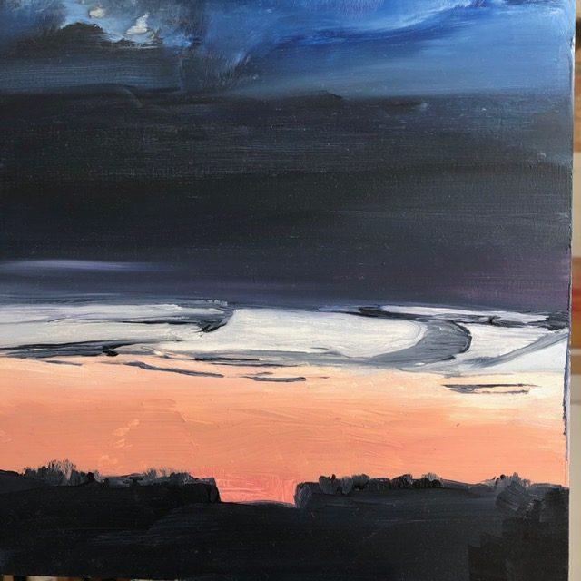 Fowey Sunset